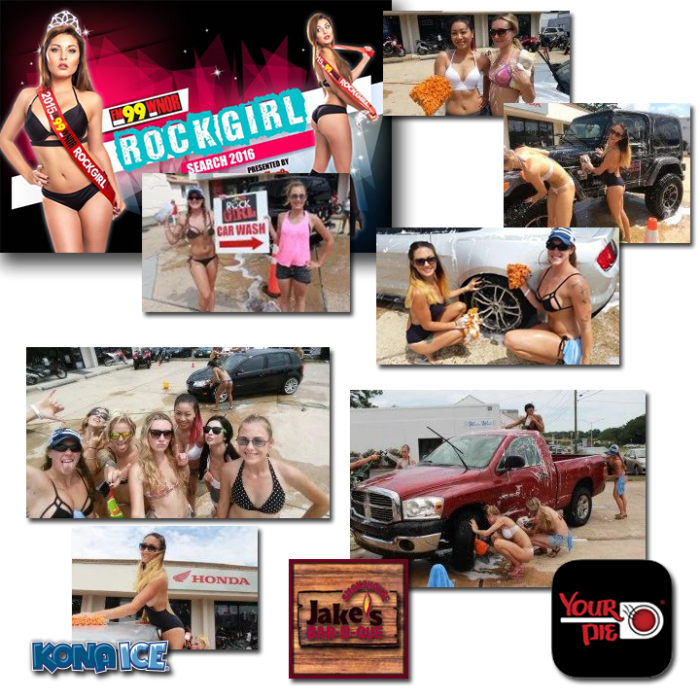 FM99RockGirlContest at American DIYG